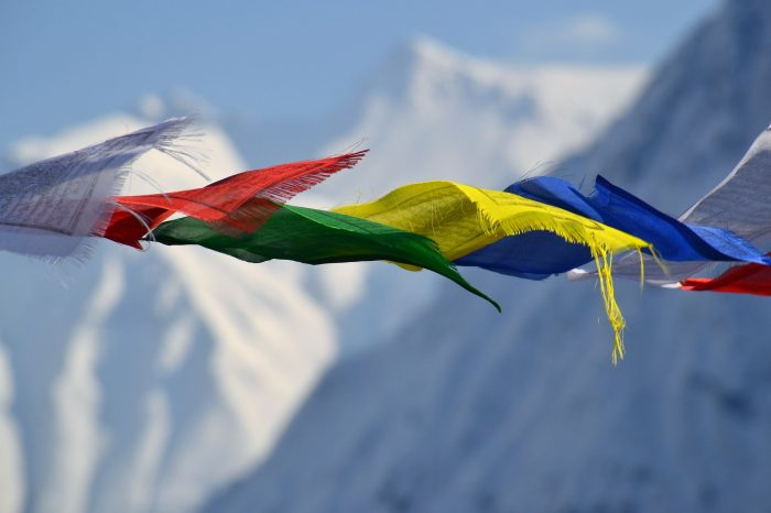 Nepal En moto y Trekking