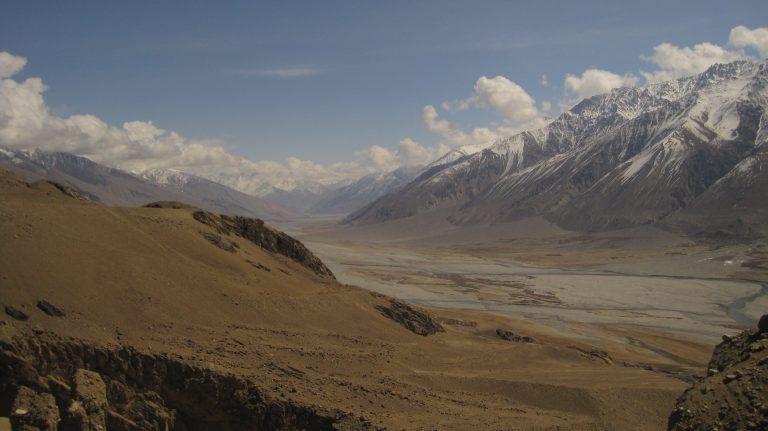 Montañas de Pamir