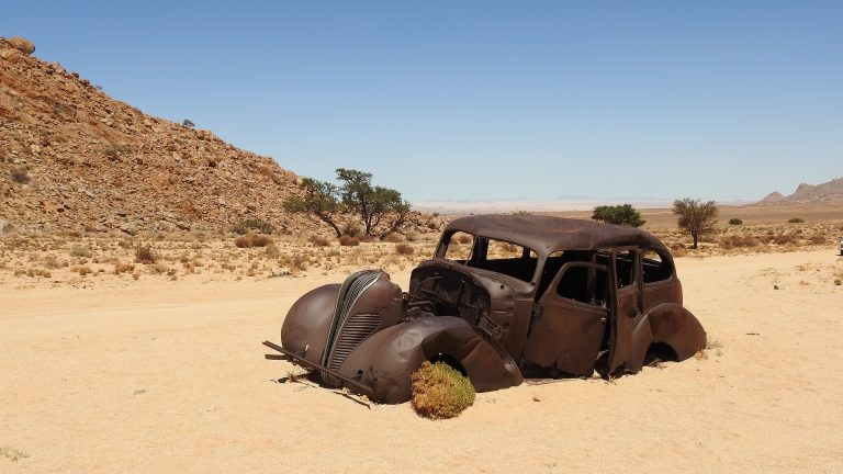 Kalahariko basamortua