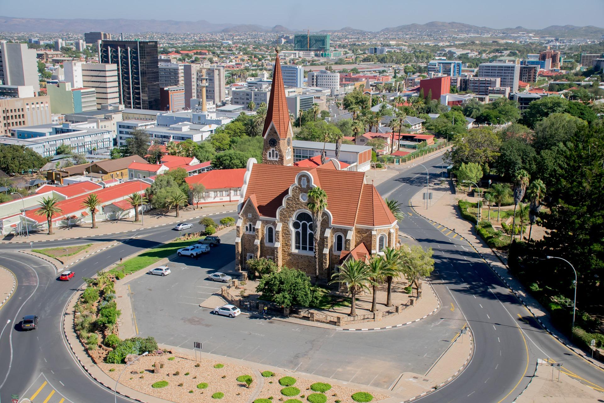 Iglesia Windhoek