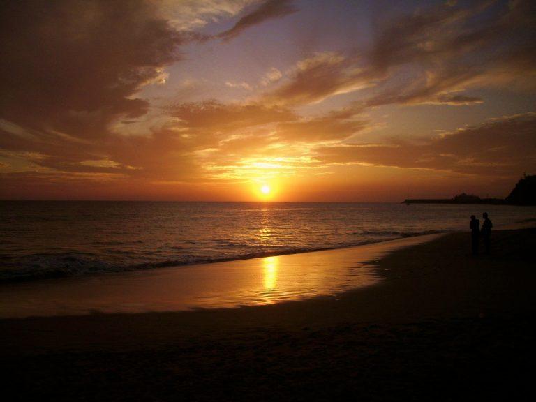 Fuerteventura puesta de sol